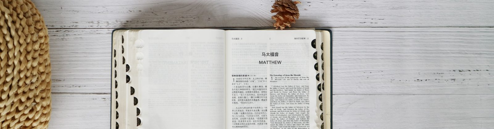 new testament issues