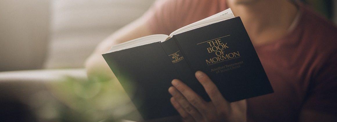 book of mormon word choices